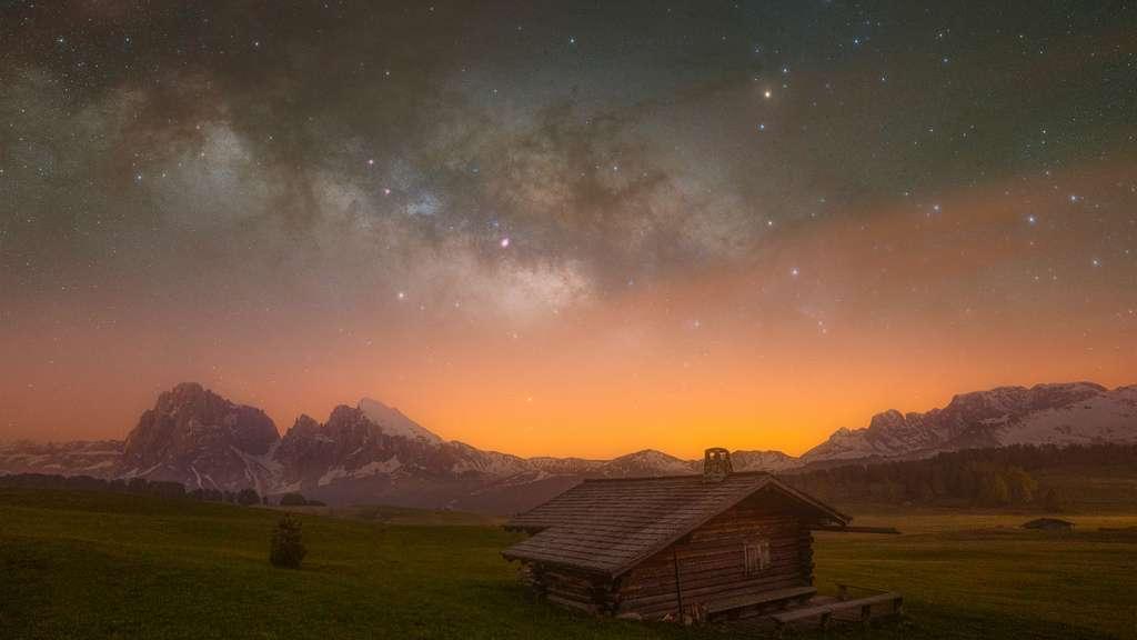 Italie : le Seiser Alm, des paysages à couper le souffle au Tyrol
