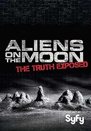 Aliens on the Moon. © Amazon