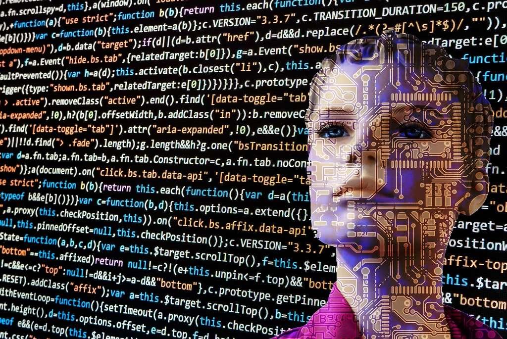 L'intelligence artificielle et ses algorithmes est capable d'identifier un profil psychologique. © Geralt, Pixabay, DP