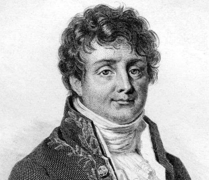 Le mathématicien français Joseph Fourier (1768-1830) a été à l'origine d'un des domaines les plus féconds des mathématiques : l'analyse harmonique. Elle intervient dans presque toutes les branches de la physique et de l'ingénierie, qui font grand usage des séries et des transformées de Fourier pour analyser les champs et les signaux, y compris le son et les images. Sa théorie de la conduction de la chaleur a influencé le positivisme, le courant philosophique fondé par Auguste Comte et Ernst Mach. © Wikipédia, DP