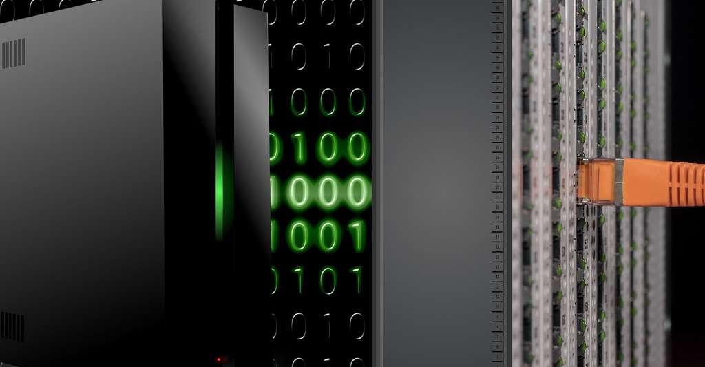 Recherche sur le stockage : demain, nos données conservées pour l'éternité ? © Ugoxuqu, Pixabay, DP