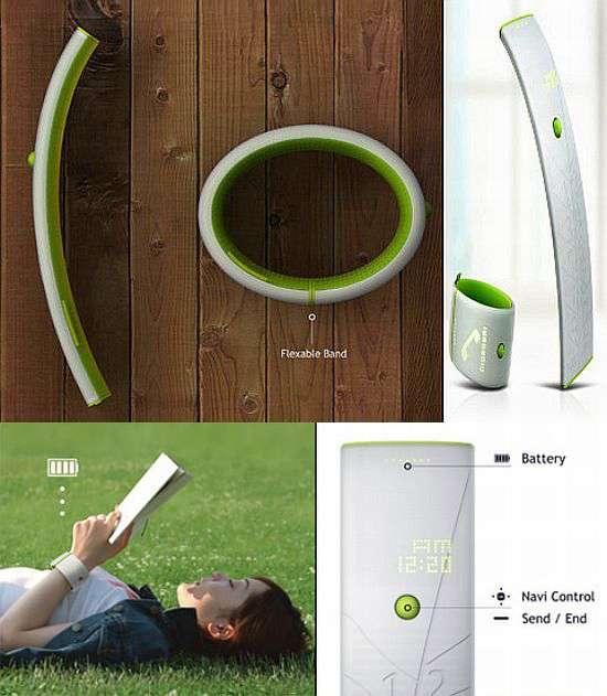 Leaf, le téléphone portable écologique