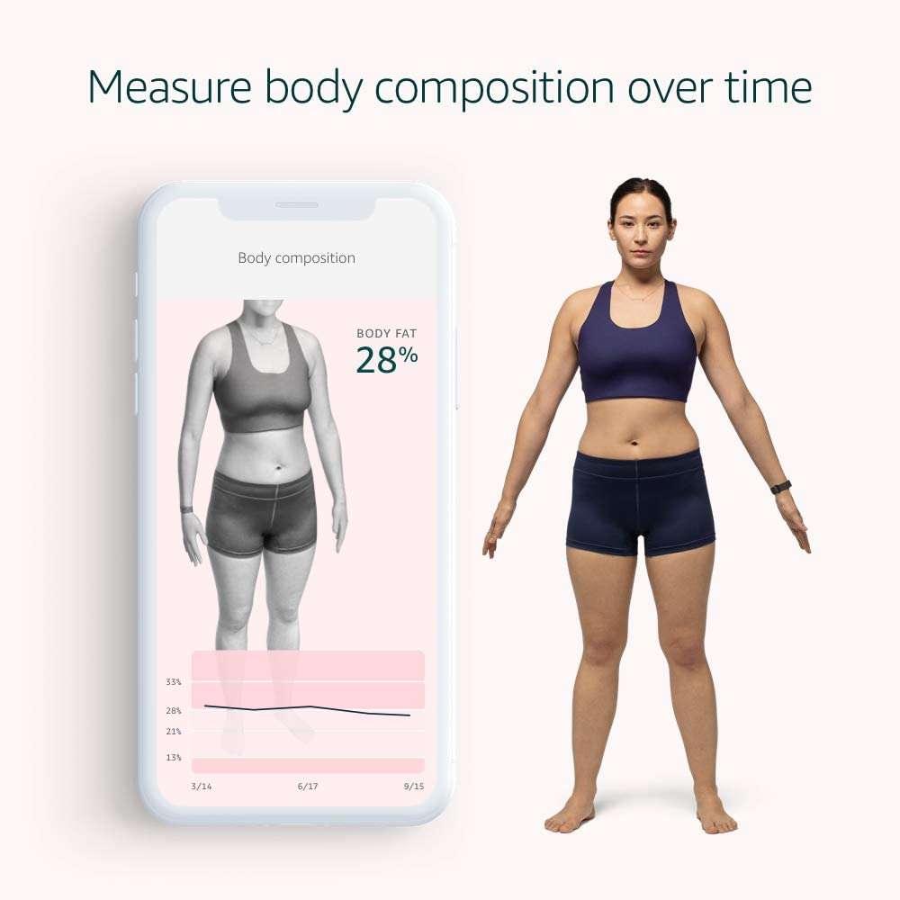 Amazon assure que la modélisation de sa photo en 3D est stockée uniquement dans le smartphone. © Amazon