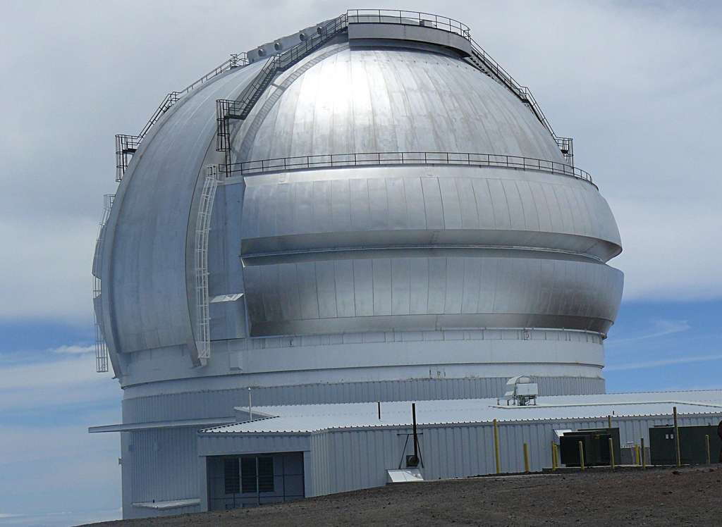 C'est grâce à un instrument d'imagerie haute résolution et au puissant télescope Gemini North que des astronomes de la Nasa sont parvenus à percer les secrets de l'exoplanète Kepler-13b. © Denys, Wikipedia, CC by-sa 3.0