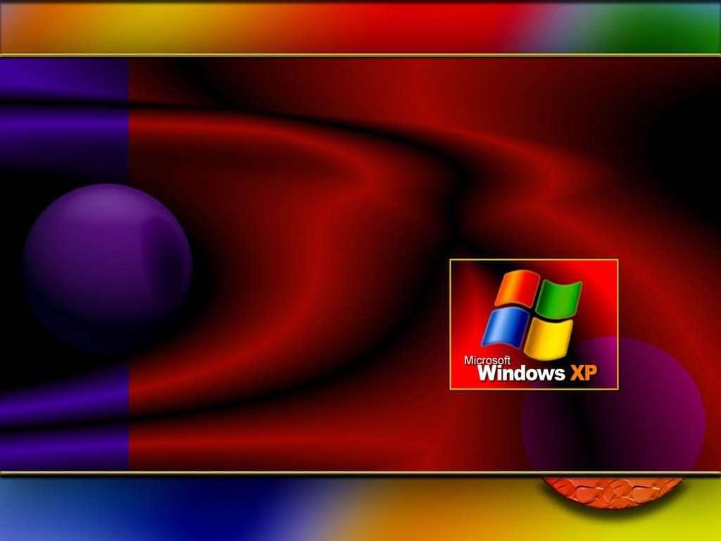 Windows XP abstrait