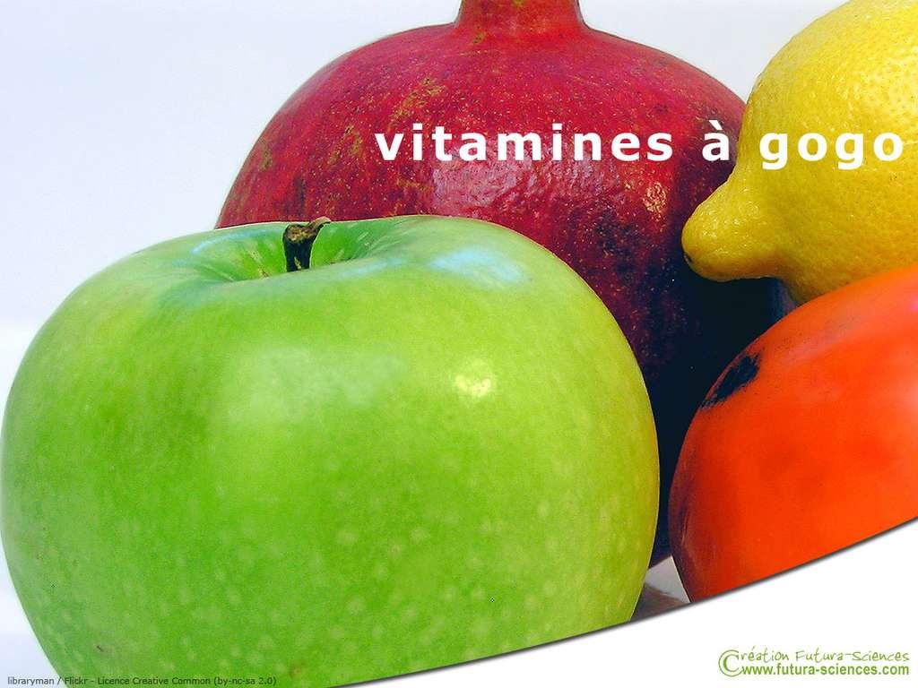 Vitamines à gogo