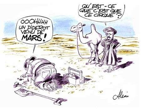© Alexis - Gueules d'Humour pour Futura-Sciences