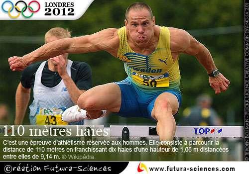 Jeux Olympiques : 110 mètres haies