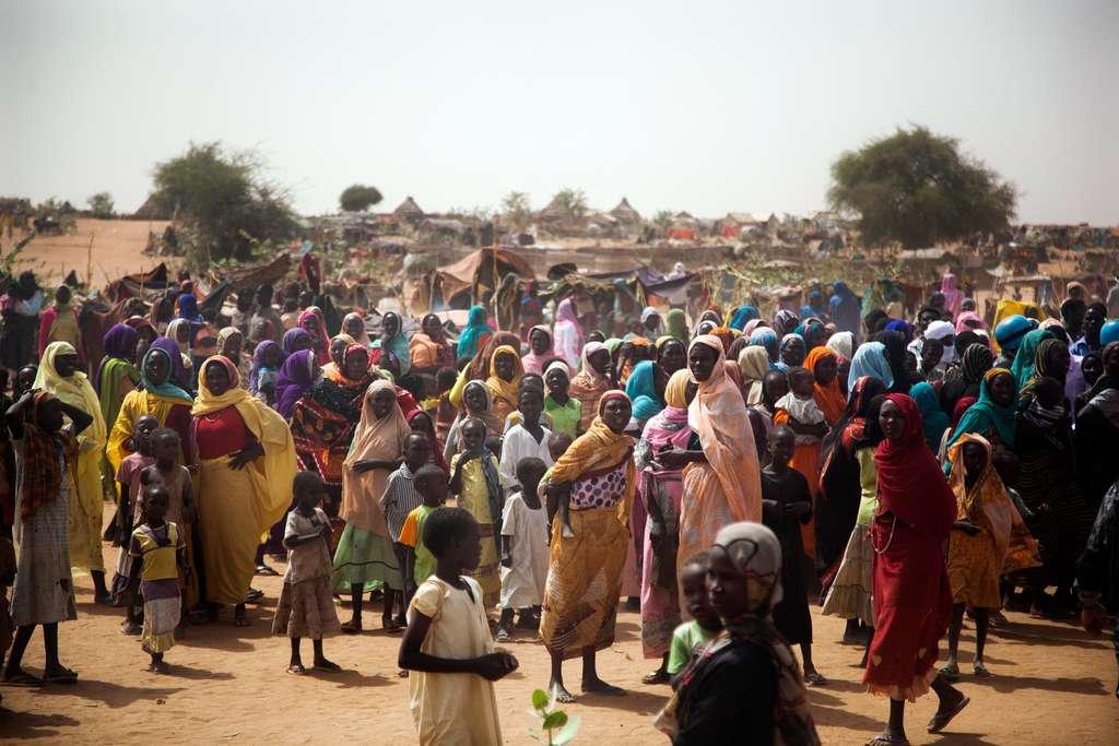Jamais le monde n'a compté autant de réfugiés. © Nations unies, Flickr