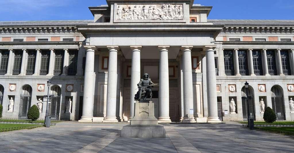 Le Musée du Prado Madrid. © Emilio J. Rodríguez-Posada, Wikimedia, CC by-sa 2.0