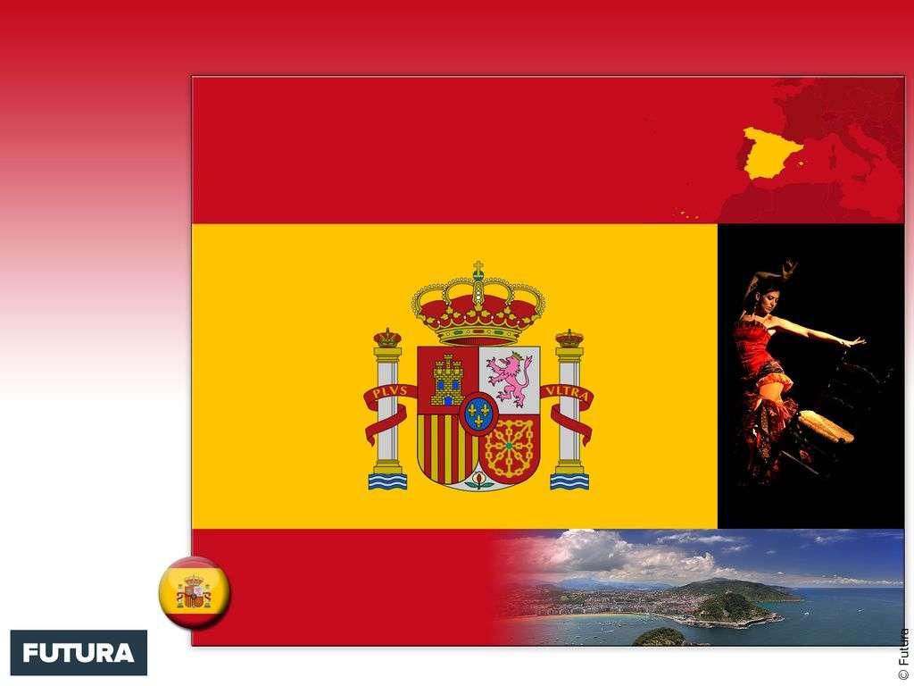 Drapeau : Espagne