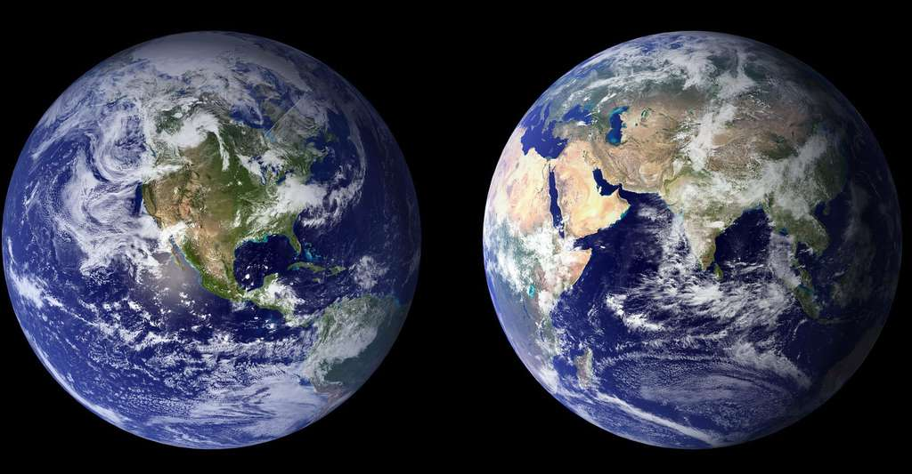 L'étude de l'histoire du climat doit nous inciter à évaluer les conséquences de notre mode de vie et nos solutions pour s'adapter au changement climatique. © WikiImages