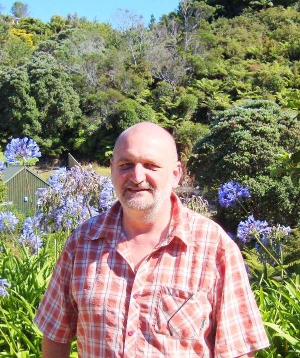 Matt Visser, un des grands spécialistes des Wormholes. © Wikipedia commons