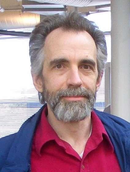 Les idées d'Eric Drexler sur les nanotechnologies sont présentées dans son ouvrage de 1986, Engines of Creation. © David Orban, Wikipédia, cc by 2.0