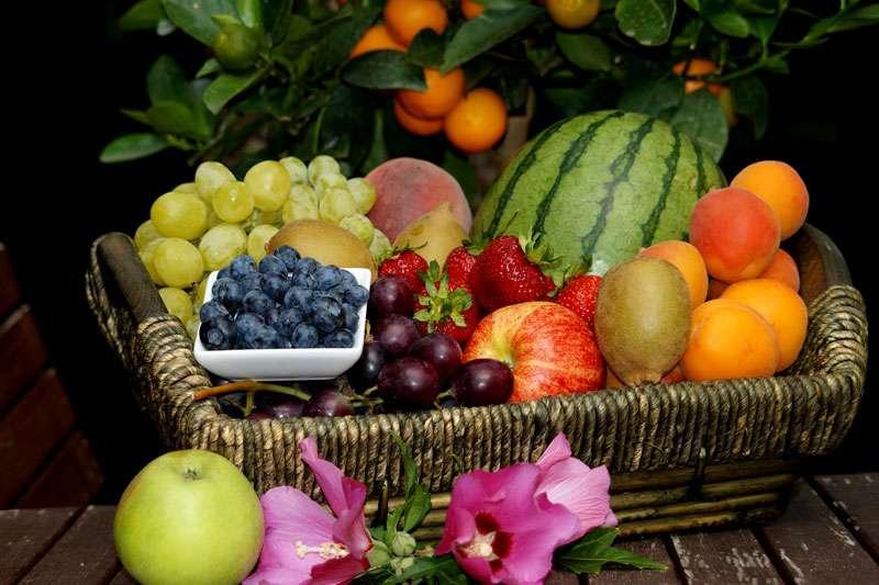 Dans le régime végétarien comme le végétalien, les fruits allient plaisir gourmand et apport nutritionnel équilibré. © Sven Hilker, Pixabay, DP