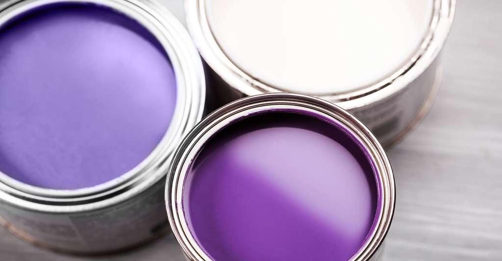 Comment utiliser la peinture glycéro ? © Efetova, Fotolia