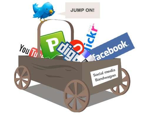 Facebook, Twitter, YouTube, Flickr... font partie des médias sociaux. © Matt Hamm, Flickr CC by nc 2.0