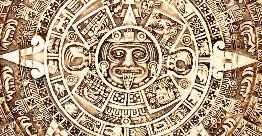 Calendrier Maya. © Tandemich, Shutterstock