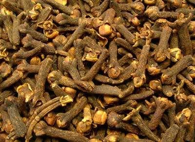 Les extraits des épices, comme ceux des clous de girofle, ont des propriétés antiseptiques. © DR