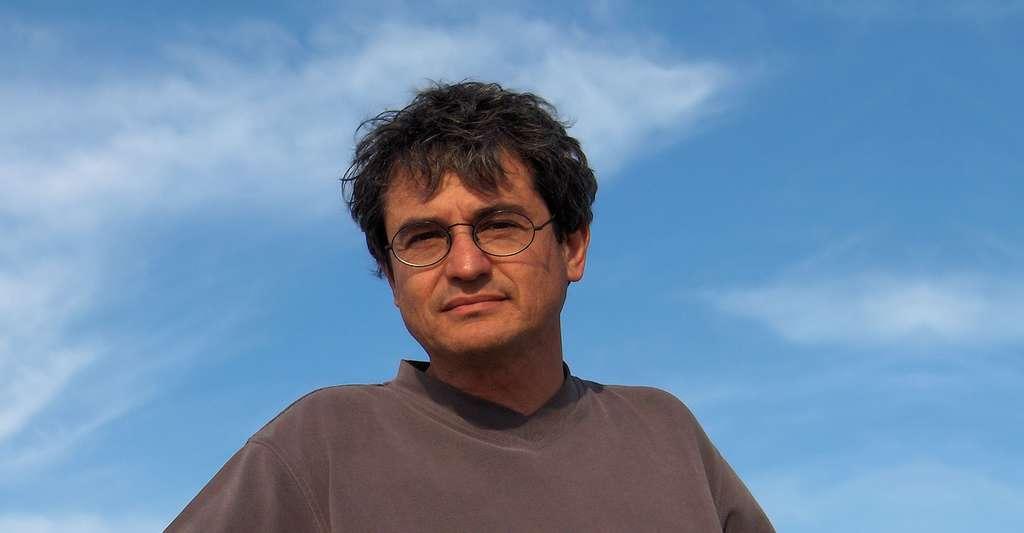 Carlo Rovelli est un des pionniers de la gravitation quantique à boucles. © Temugin, CC by-nc 2.5
