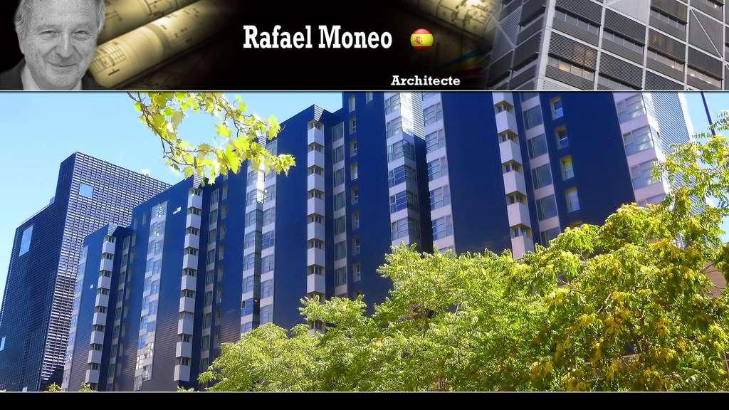 Le complexe Aragonia (Rafael Moneo)