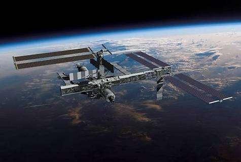 Configuration prévue de l'ISS au terme de la mission STS-116. Crédit NASA.