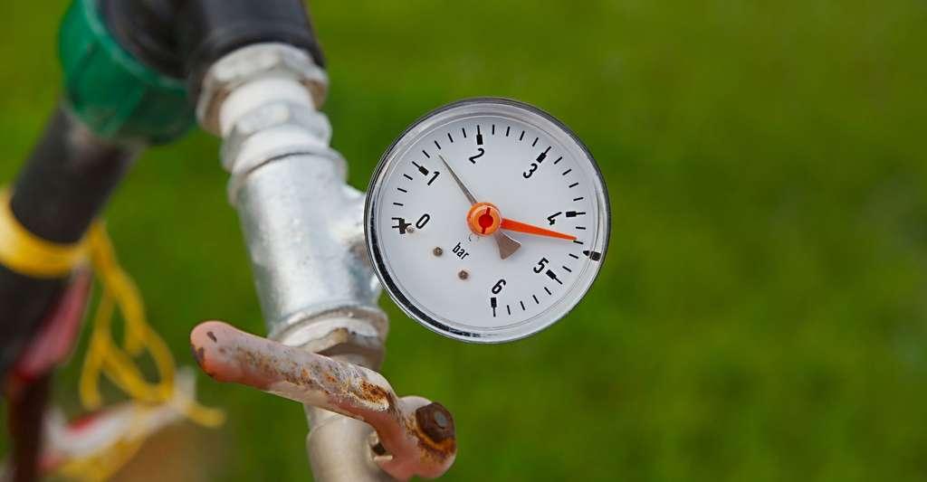 Comment connaître sa disponibilité en eau ? Ici, un système de régulation du débit. © Gudellaphoto, Fotolia