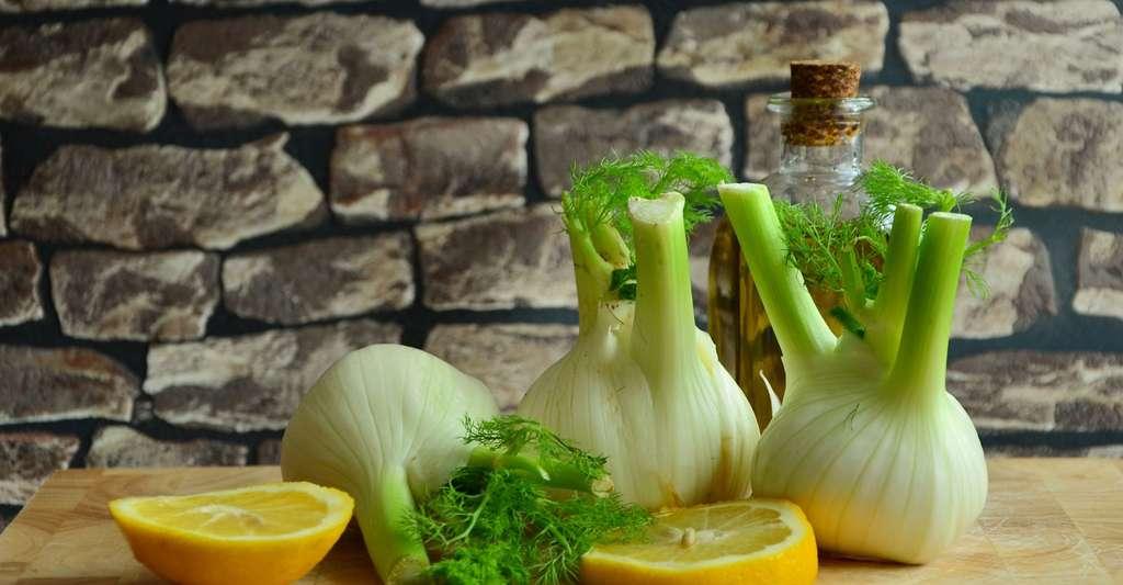 Manger 5 fruits et légumes par jour. © Condesign - Domaine public
