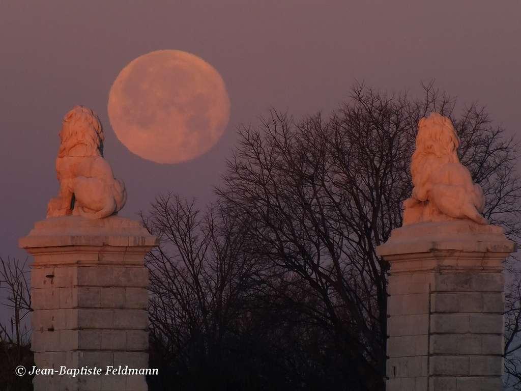 En 2013, la plus grosse Pleine Lune se produira le 23 juin. © Jean-Baptiste Feldmann