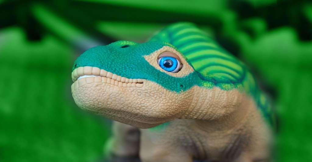 Pleo, le robot dinosaure. © Travis Isaacs, Flickr, CC by-nc 2.0
