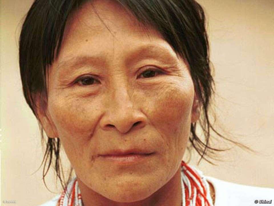 Femme nahua, au Pérou. © Shinai