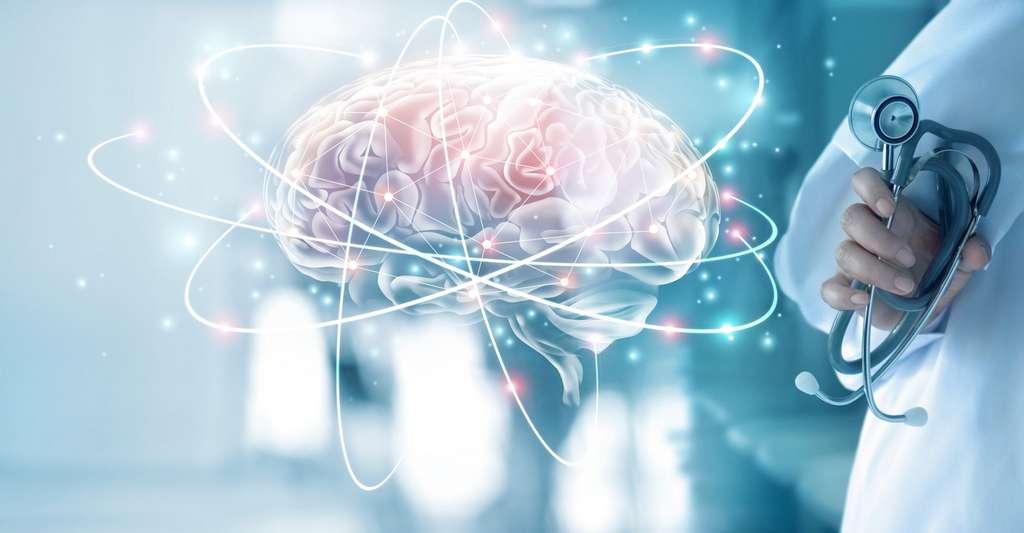 Le stress harcèle votre cerveau, ne lui laisse pas assez de répit, ce qui engendre une perte de plasticité neurone qui conduit à la dépression. © ipopba, Fotolia
