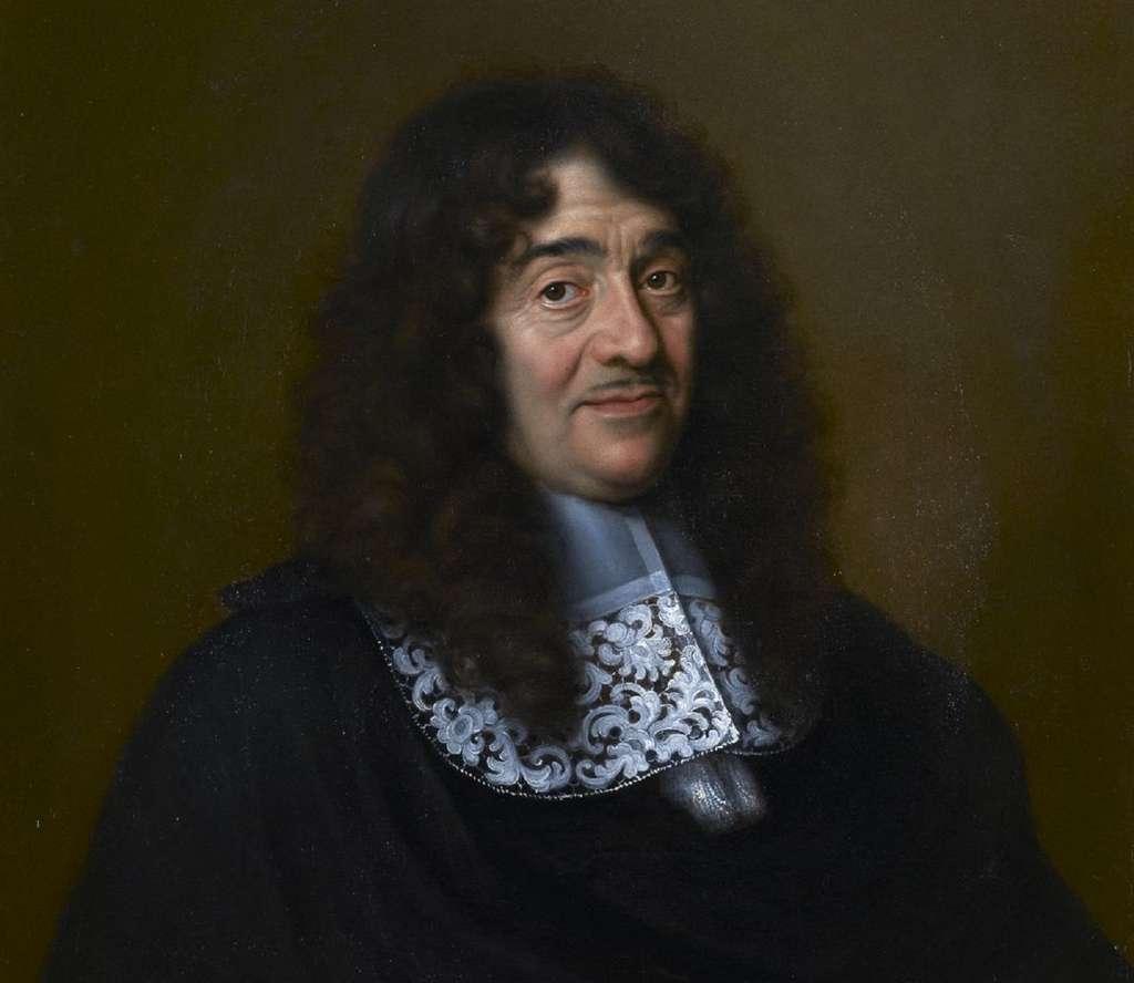 Portrait de Pierre Paul Riquet (1604-1680), auteur anonyme, vers 1651. Château de Versailles. © RMN - Grand Palais / Gérard Blot.