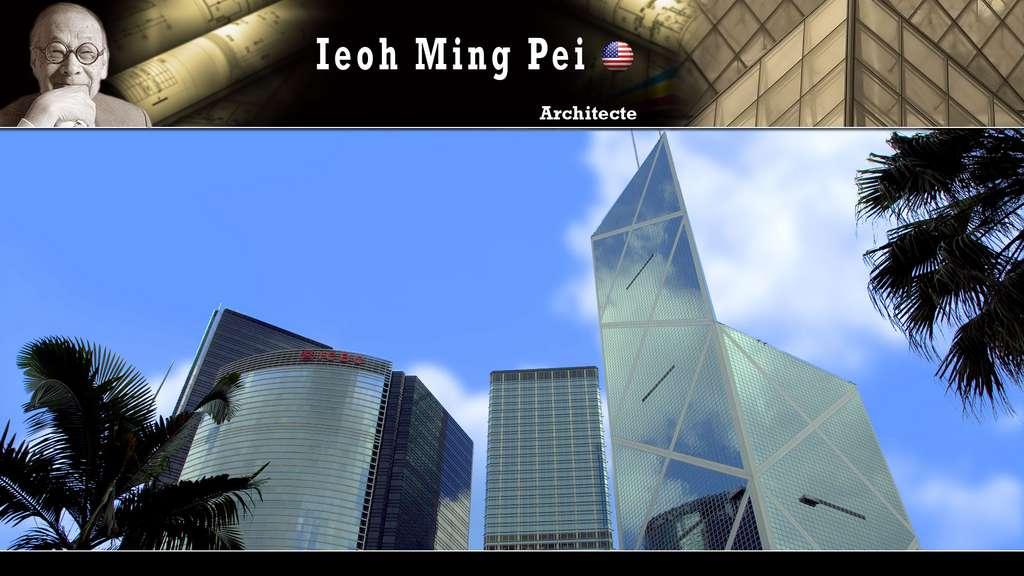 La Bank of China Tower, un gratte-ciel en forme de bambou