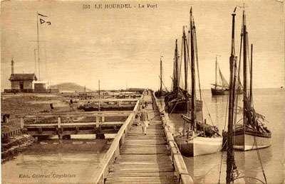 Port de Hourdel