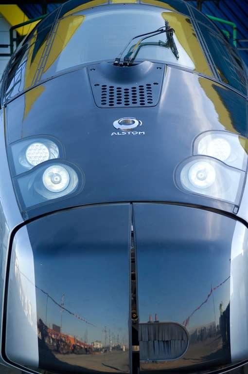 Face du prototype AGV
