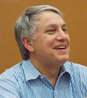 Andrei Linde. Crédit : Stanford University