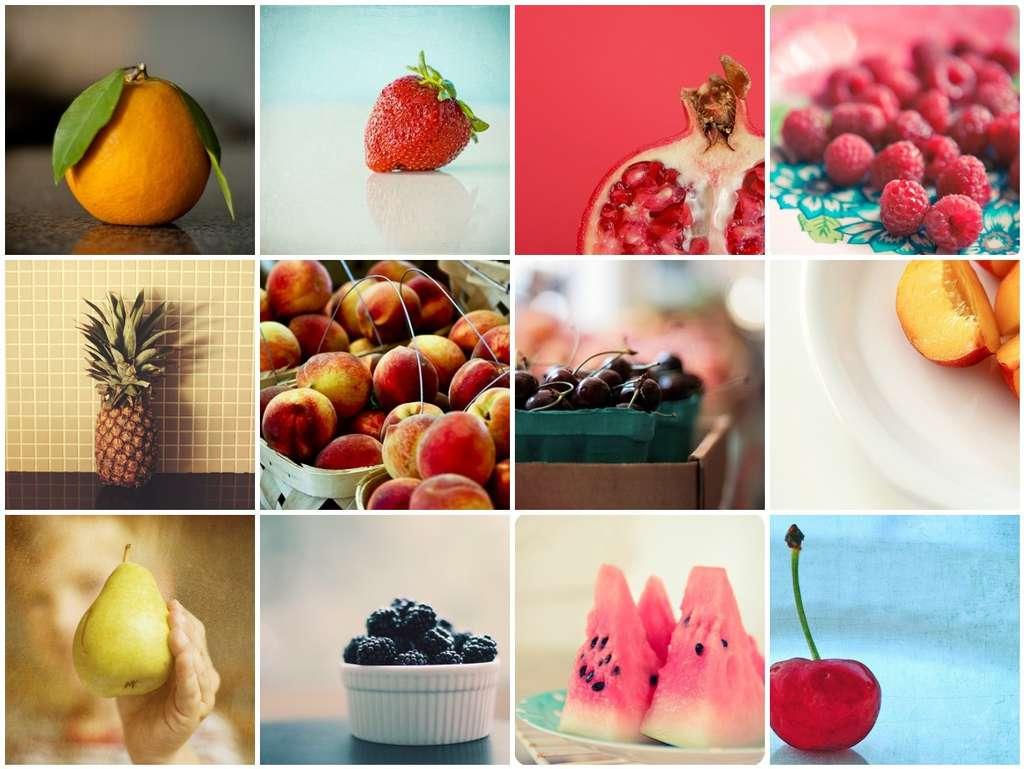 Les légumes et les fruits, une bonne nourriture… © Ginnerobot, Attribution-ShareAlike