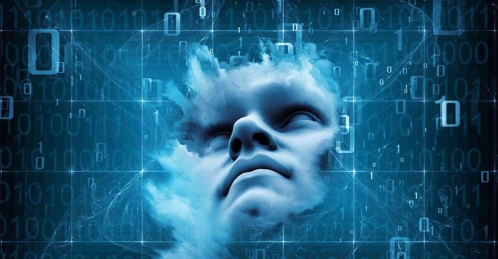La mémoire cérébrale est-elle numérique ? © Agsandrew, Shutterstock