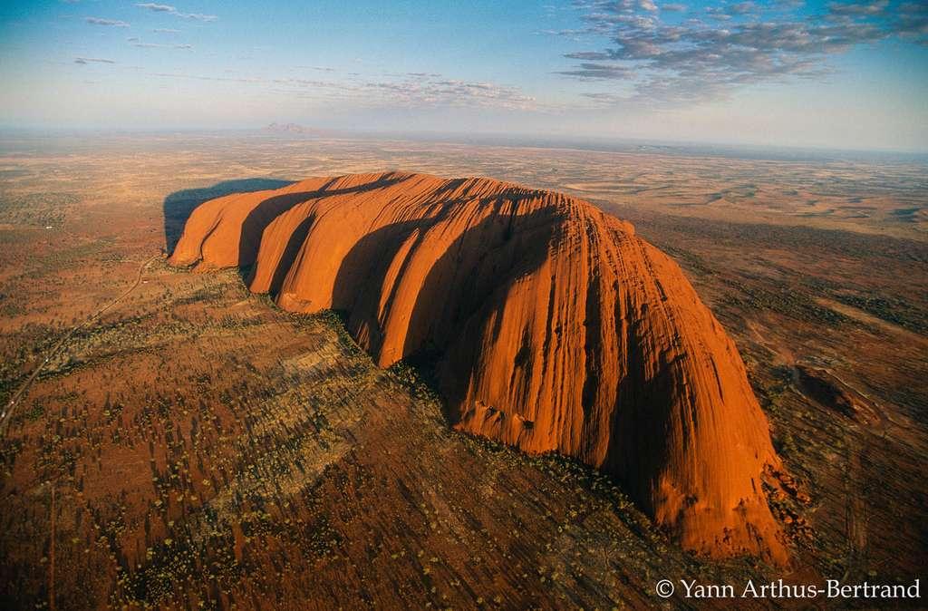 Uluru, un lieu de premier plan pour les aborigènes