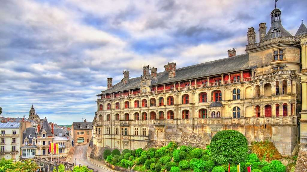 Le château de Blois, la pouponnière des enfants royaux