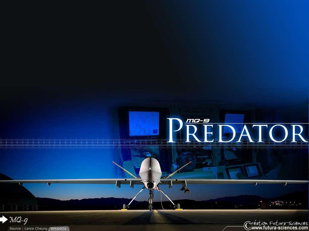 MQ9 Predator