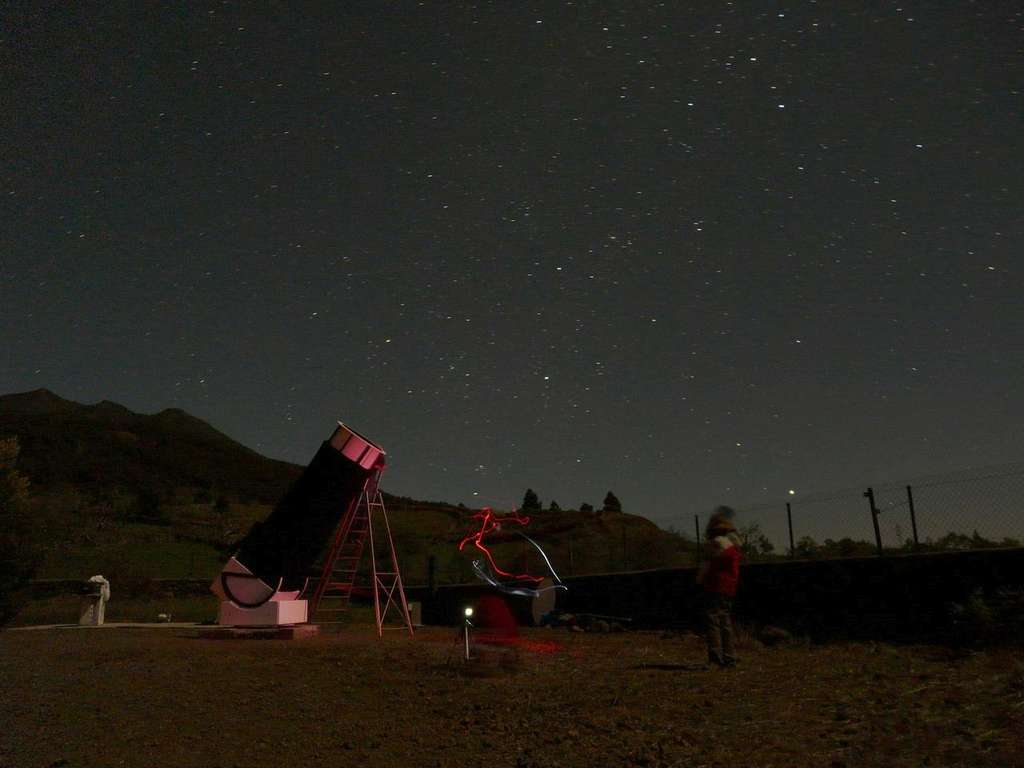 Une nuit sous les étoiles, un spectacle à vivre intensément du 5 au 7 août. © J.-B. Feldmann