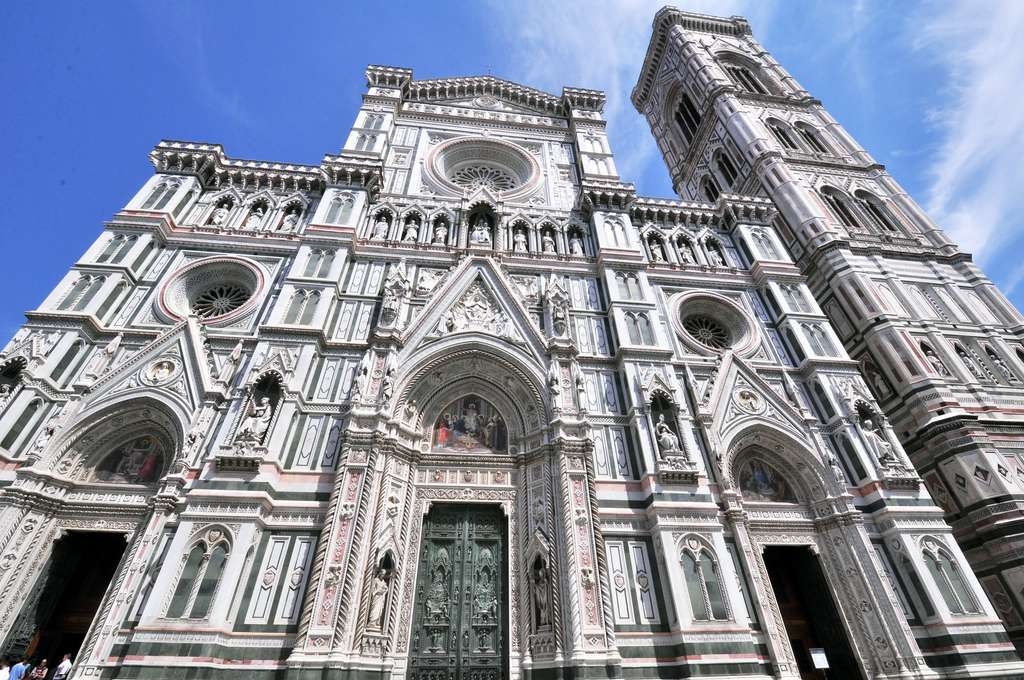 La cathédrale de Florence. © Chris Bentley, Flickr