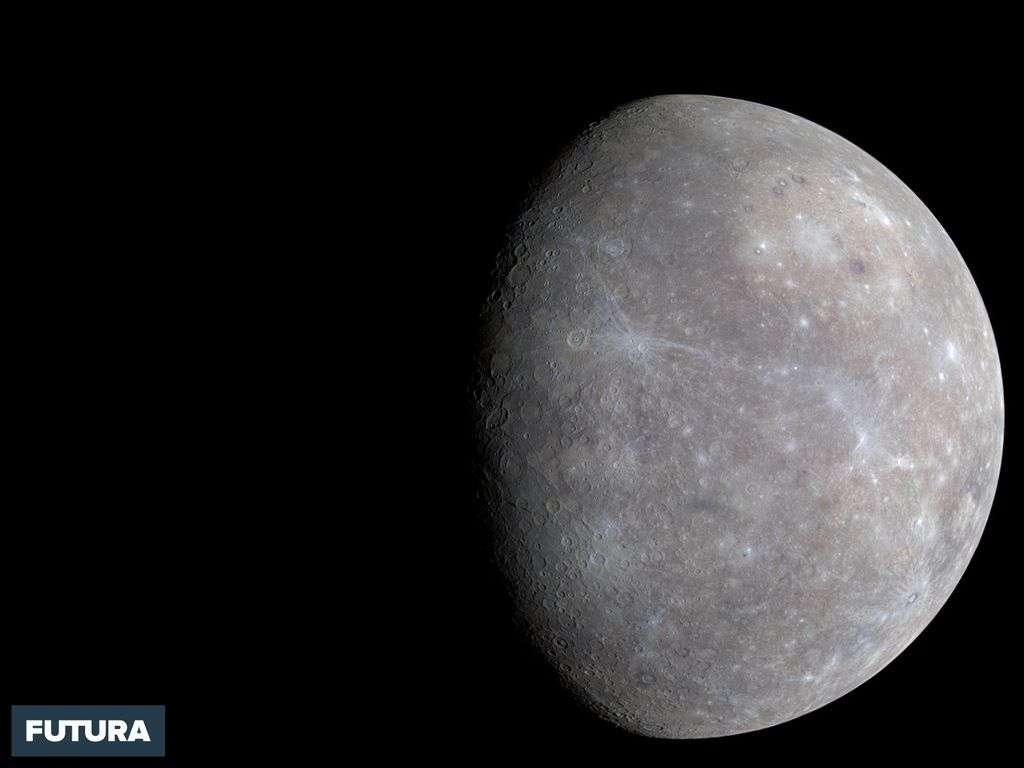 Vue de Mercure