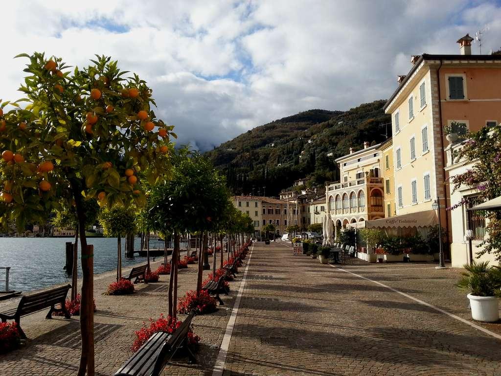 Les ruelles pittoresques de Limone sul Garda