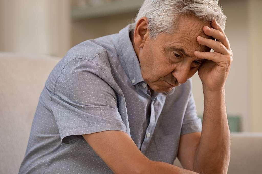 300 millions de personnes souffrent de dépression dans le monde. © Rido, Fotolia