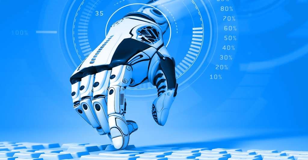 La robotique est en plein boom. Comment s'initier et se former à cette étonnante discipline ? © Willyam Bradberry, Shutterstock