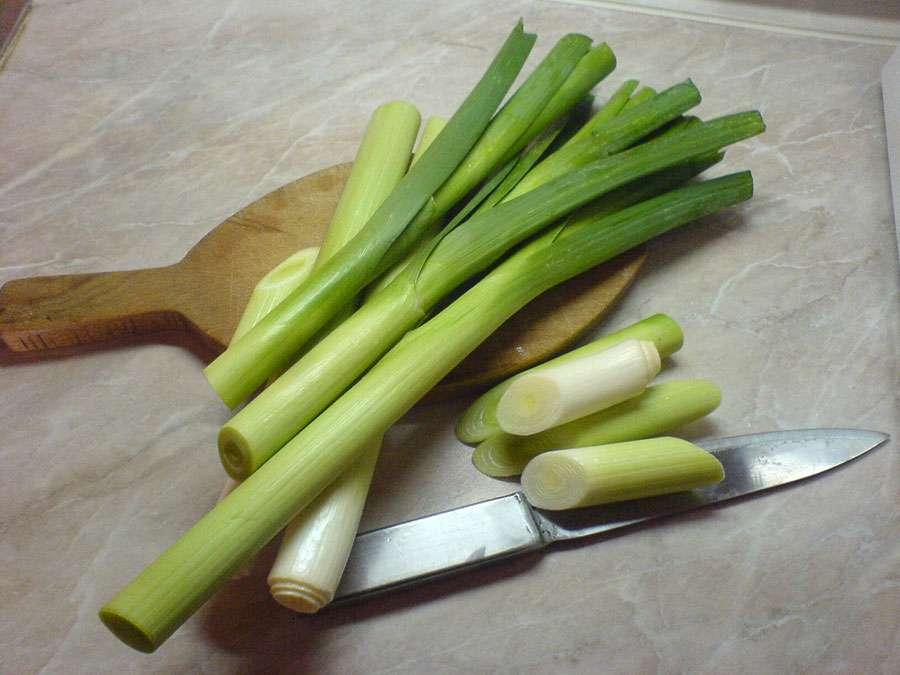 Riche en fibres, le poireau est excellent pour la santé. Il est l'un des 10 légumes les plus consommés par les Français. © Biso, Wikimedia commons, DP