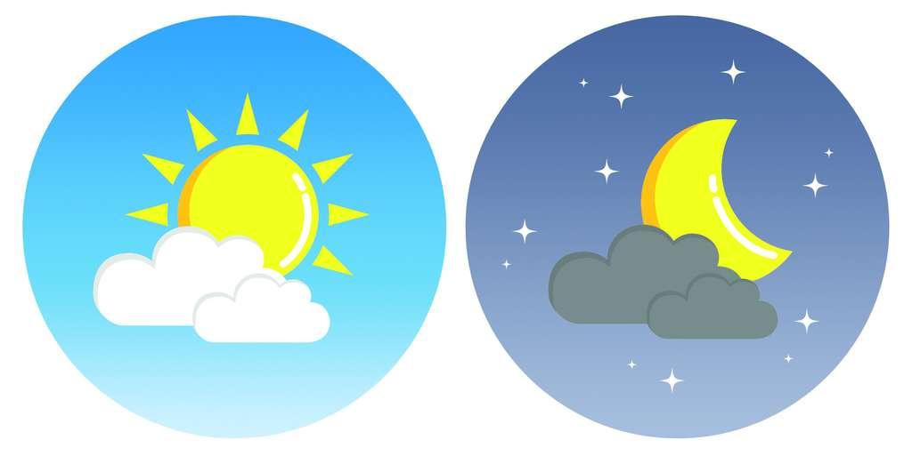 L'alternance jour-nuit est l'un des facteurs fondamentaux influant sur le sommeil. © krissikunterbunt, Adobe Stock